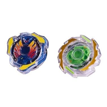 Beyblade Beyblade Burst İkili Paket Valtryek And Unicrest Renkli